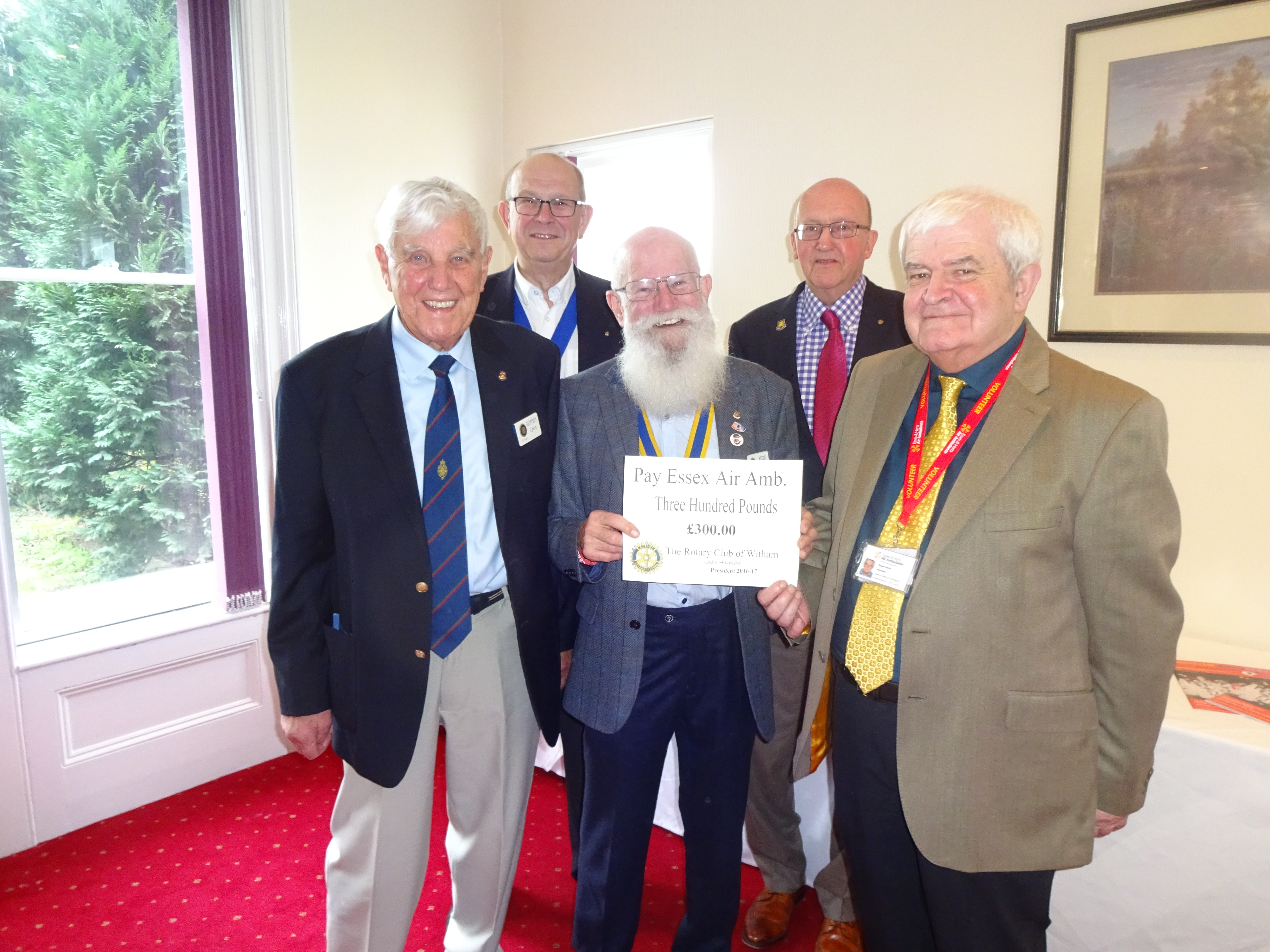 Rotary Club of Witham