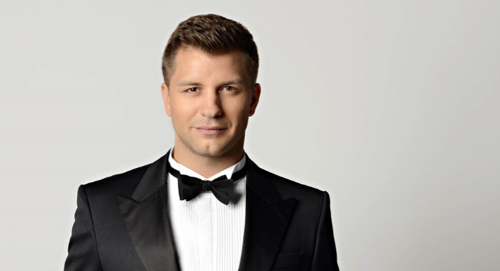 Pasha Kovalev Strictly Air Ambulance 2020