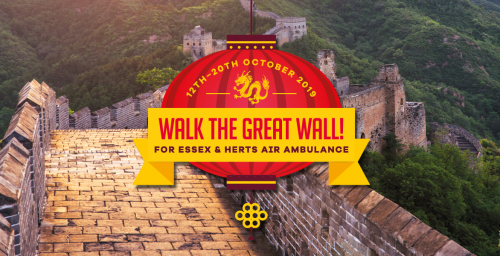 Trek 2019 Walk the Great Wall