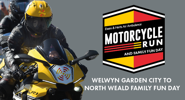 Motorcycle Run & Family Fun Day North Weald