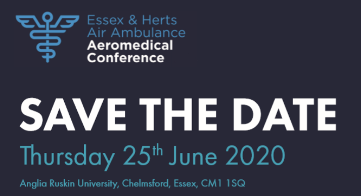 Aeromed Conference 2020 Save the Date