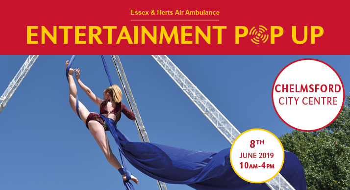 Entertainment Pop Up Chelmsford