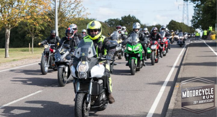 Motorcycle Run Harwich 2019