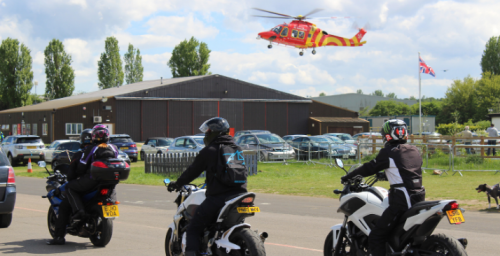 Motorcycle Run and North Weald Family Fun Day