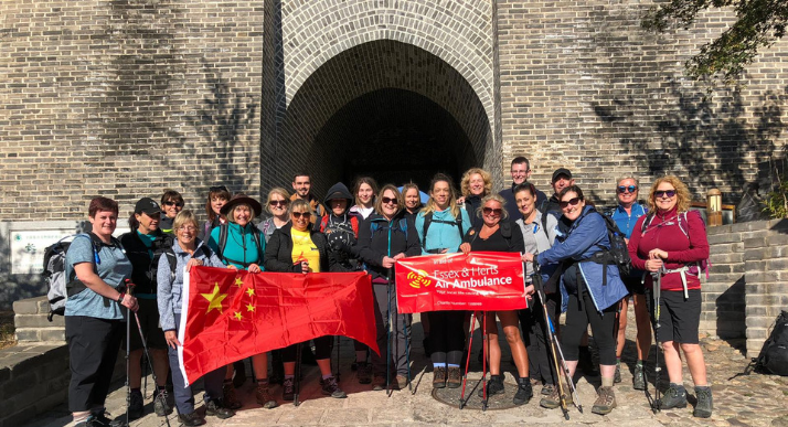 Walk the Great Wall - China Trek 2019