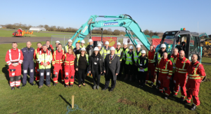 North Weald Breaking Ground 12th February 2020