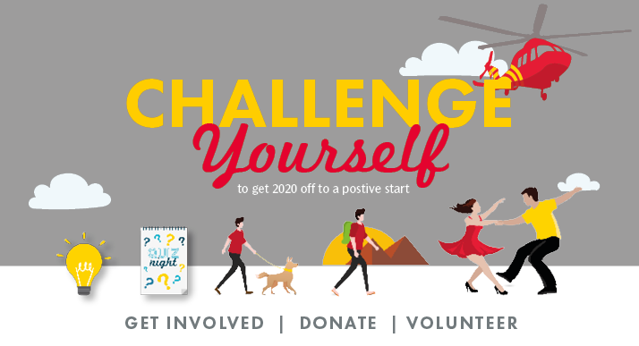 Challenge Yourself Essex & Herts Air Ambulance