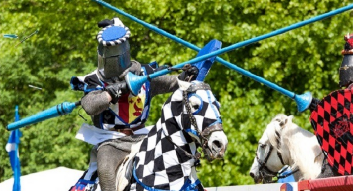 Jousting! – Knights of Royal England